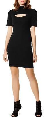 Karen Millen Cutout Body-Con Dress