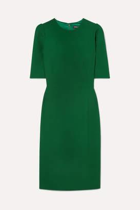 Dolce & Gabbana Cady Dress - Green
