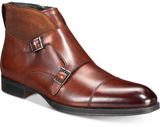 Alfani AlfaTech by Men's Callan Double Monk Boots