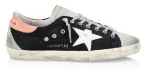Golden Goose Superstar Denim Sneakers