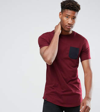 Le Breve Tall Pocket T-Shirt