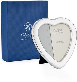 Carrs of Sheffield Silver Heart Sterling Silver Frame