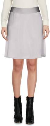 Jil Sander Navy Mini skirts