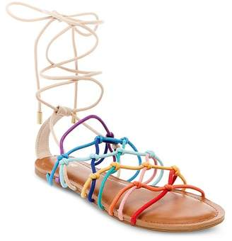 Mossimo Supply Co. Women's Kassandra Gladiator Sandals Mossimo Supply Co. $24.99 thestylecure.com