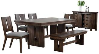 Home Studio Khols 6-Piece Dining Set