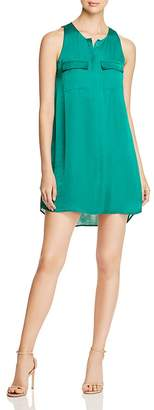 Kenneth Cole Sleeveless High/Low Dress