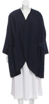 Elizabeth and James Dolman Sleeve Wool Jacket