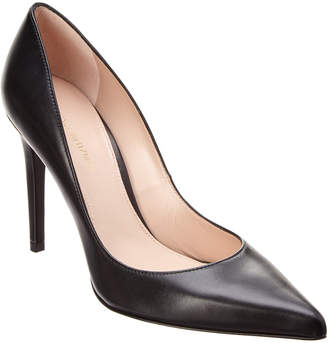 Stuart Weitzman Legendhalo Leather Pump