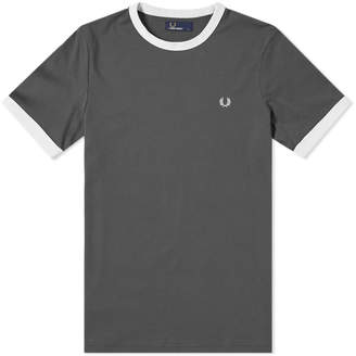 Fred Perry Authentic Ringer Tee