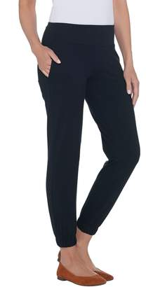 d5c303084917f1 at QVC · Women With Control Wicked by Women with Control Regular Jogger  Pants with Pockets