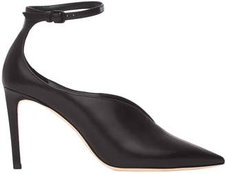 Jimmy Choo Heeled Sandals Sonia Pointed Sandal With V-neckline And Strap