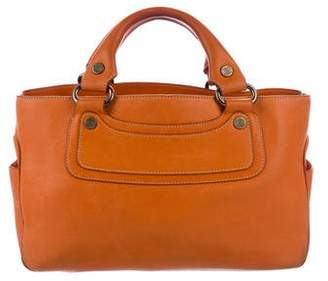 Celine Leather Boogie Bag