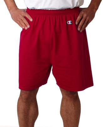 "Champion Mens Cotton 6"" Gym Shorts --1PK"