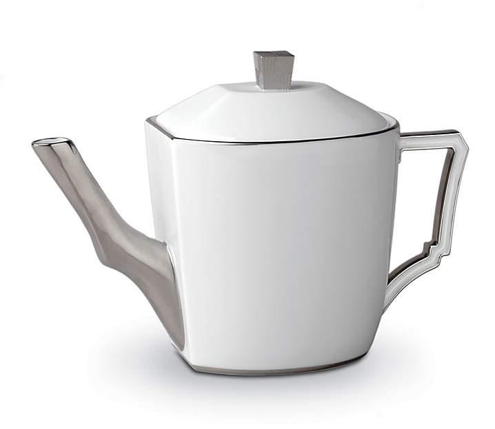 L'OBJET Byzanteum Platinum Teapot