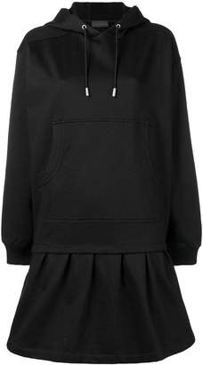 Diesel Black Gold Delan hoodie dress