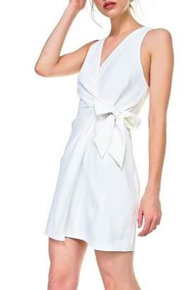 Tcec Wrap Front Dress