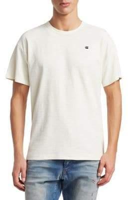 G Star Dominic Double-Faced Rib T-Shirt