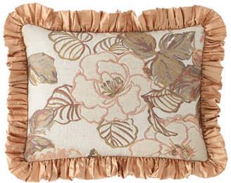 Austin Horn Collection Beauty Boudoir Pillow