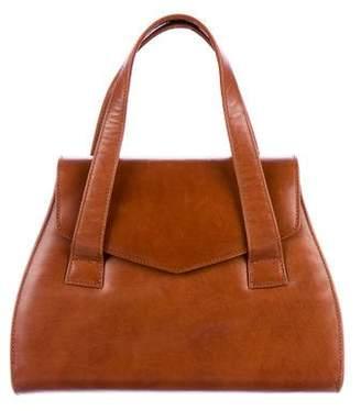 Battaglia Smooth Leather Handle
