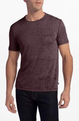 John Varvatos Burnout Trim Fit T-Shirt