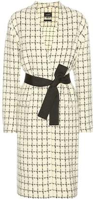 Isabel Marant Magli virgin wool-blend coat