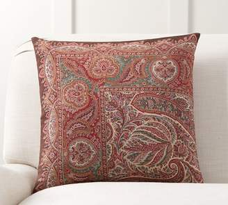 Pottery Barn Norwood Paisley Pillow Cover