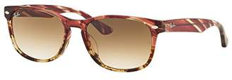 Ray-Ban 0rb2184f Cateye Sunglasses