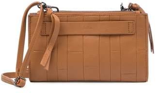 Kooba Ridgefield Leather Mini Crossbody Bag