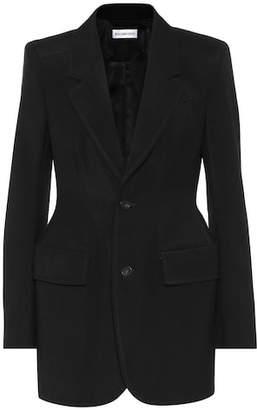 Balenciaga Virgin wool jacket
