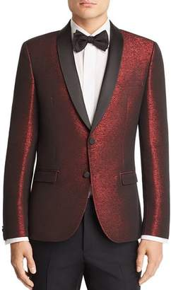 HUGO Arti Sparkle Slim Fit Tuxedo Jacket