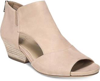 Naturalizer Greyson Peep-Toe Shooties Women Shoes