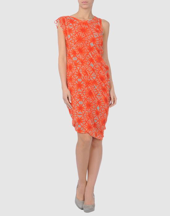 Jean Paul Gaultier SOLEIL Short dress