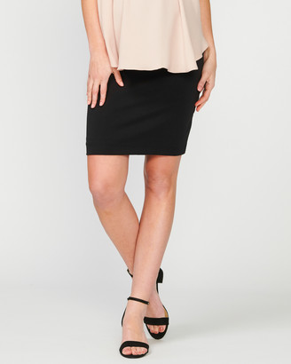 Emma Suiting Skirt