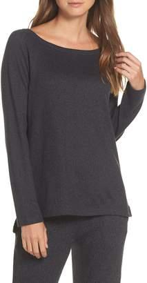 Felina Riley Sweater Knit Lounge Top