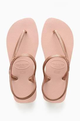 774052a5d Next Womens Havaianas Flash Urban Pink Rosa Flip Flop