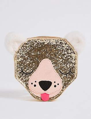 Marks and Spencer Kids' Glitter Novelty Bag