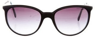 Tiffany & Co. Cat-Eye Gradient Sunglasses $175 thestylecure.com