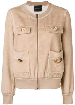Cavallini Erika pocket bomber jacket