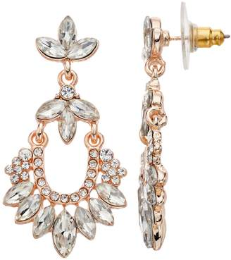 Lauren Conrad Nickel Free Chandelier Earrings
