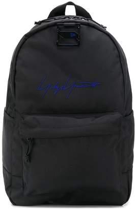 Yohji Yamamoto textured backpack