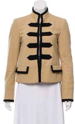 Philosophy di Lorenzo Serafini Structured Lightweight Jacket