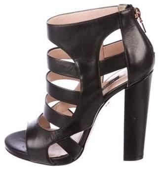 Ruthie Davis Parker Caged Sandals