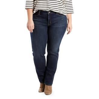 Levi's Women's Plus-Size PL Classic Straight Pants