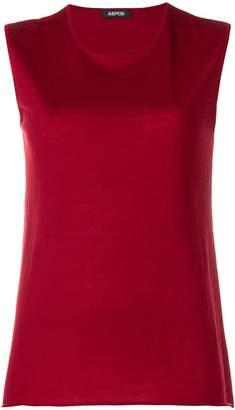Aspesi sleeveless knit top