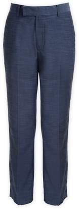 Calvin Klein Plain Weave Suit Separate Pants (Big Boys)