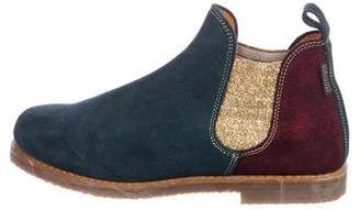 Penelope Chilvers Suede Ankle Boots