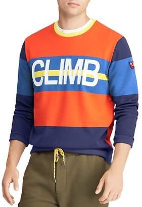 Polo Ralph Lauren Hi Tech Double-Knit Sweatshirt - 100% Exclusive