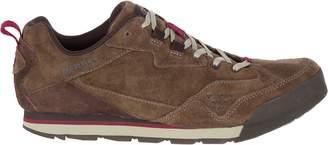 Merrell Burnt Rock Travel Suede Shoe - Men's