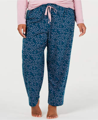 at macy s a inc international concepts i n c plus size printed pajama pants created for macy s