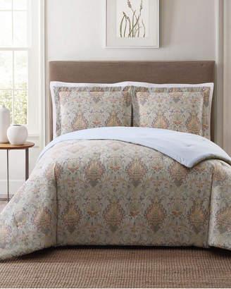 Cambridge Silversmiths Style 212 Ivory Comforter Set